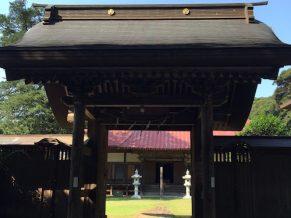 来迎寺(らいこうじ)は千葉県香取市のお寺です。