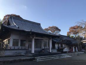 心源院(しんげんいん)は東京都八王子市のお寺です。