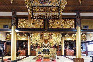 大寶寺(だいほうじ)は大阪市天王寺区のお寺です。