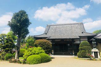 徳宝院(とくほういん)は千葉県野田市のお寺です。
