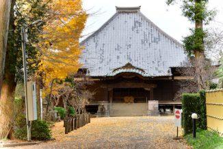 法巌寺(ほうがんじ)は千葉県君津市のお寺です。