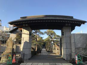 善慶寺(ぜんけいじ)は東京都江戸川区にあるお寺です。
