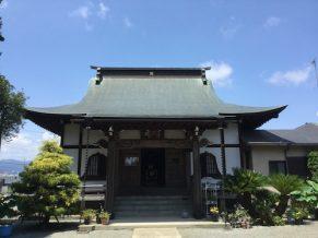 妙了寺(みょうりょうじ)は神奈川県小田原市のお寺です。