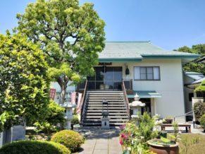 泉福寺(せんぷくじ)は東京都江戸川区のお寺です。