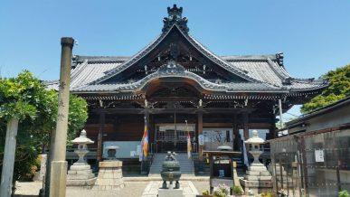 新善光寺(しんぜんこうじ)は滋賀県栗東市のお寺です。