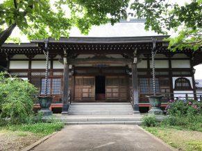 西光寺(さいこうじ)は埼玉県坂戸市のお寺です。