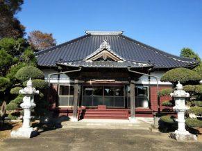 持福院(じふくいん)は栃木県小山市のお寺です。