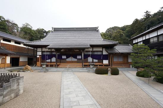 桐岳寺(とうかくじ)