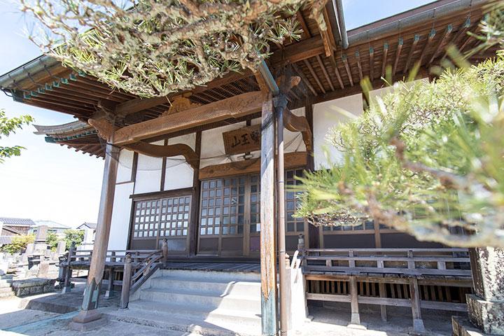 法源寺(ほうげんじ)